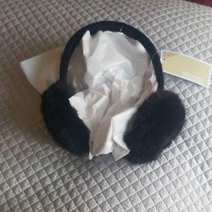 Michael Kors earmuffs...NEW (600)